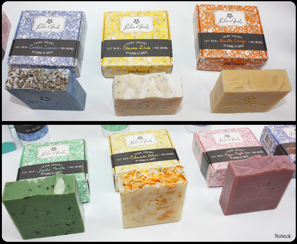savon surgras saponification à froid de Lulu et Guite