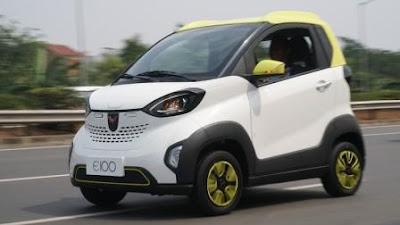 Wuling E100-2020