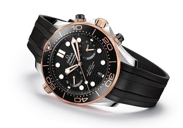 Omega Seamaster Diver 300M Chronograph 210.22.44.51.01.001
