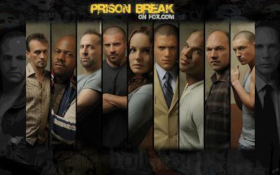 Prison Break Burning Series Staffel 1
