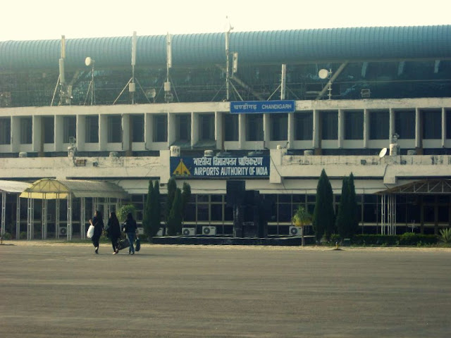 airport in mohali