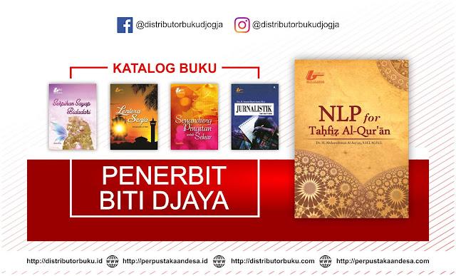 Buku Terbaru Terbitan Penerbit Biti Djaya