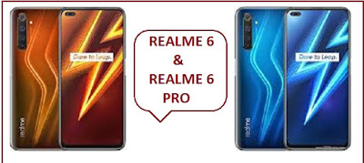 Realme 6 and Realme 6 Pro | Sale, Price, Specs