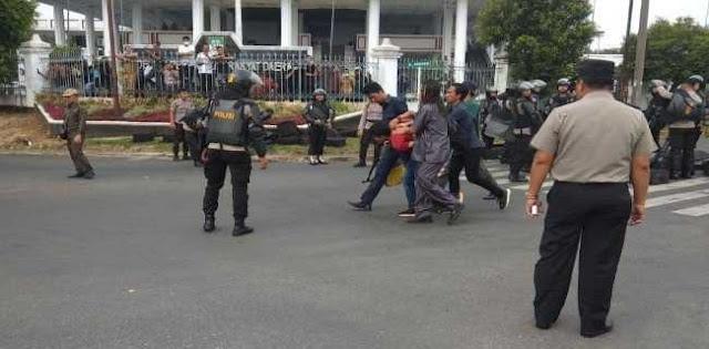 Kader HMI Diperlakukan Tidak Manusiawi, KAHMI Layangkan Protes Ke Kapolri