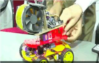 Air_purifier_Robot