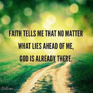 Catholic Daily Reading + Reflection, 28 February 2021 - Faith In God And Faith In Christ
