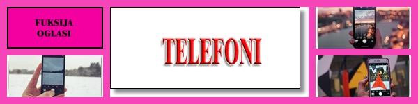 * TELEFONI - FUKSIJA OGLASI