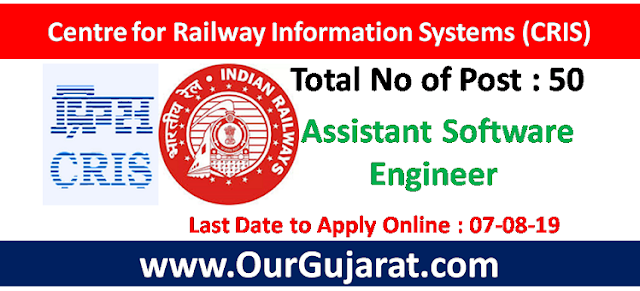 Centre for Railway Information Systems (CRIS)