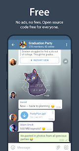 Telegram Apk v6.0.1 Mod  Latest Version
