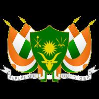 Logo Gambar Lambang Simbol Negara Niger PNG JPG ukuran 200 px