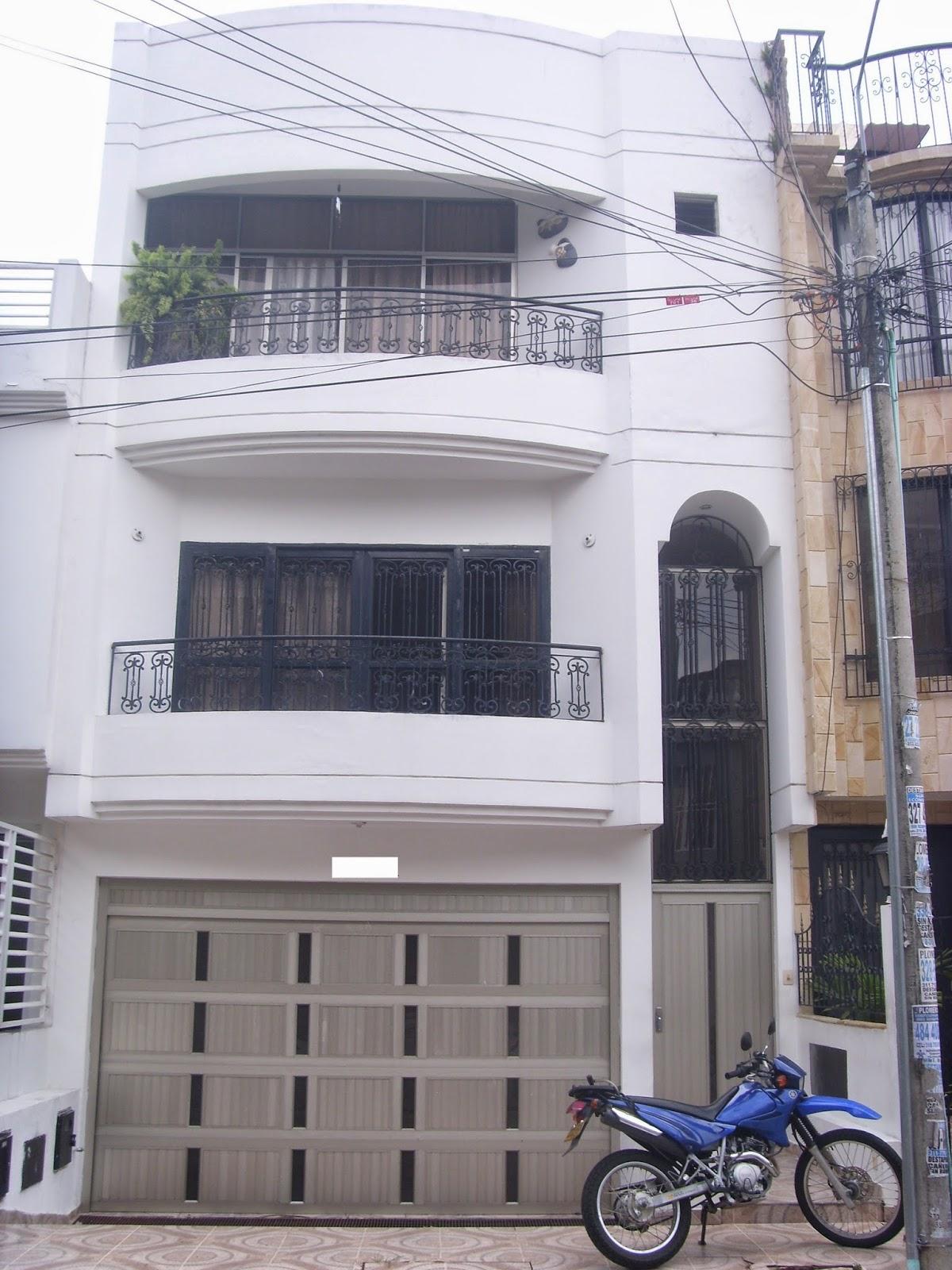 Casa En El Caney Dos Pisos Mas Terraza Cr Inmobiliaria Cali