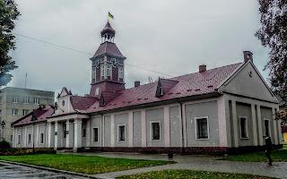 Сокаль. Львовская обл. Ул. Шептицкого, 44
