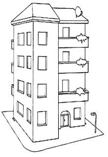 Diversos tipos de moradias