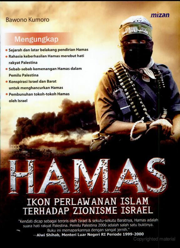 """"""" Cikru Rakerumat """": Hamas- Ikon Perlawanan Islam Terhadap ..."""