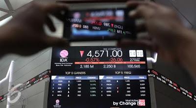 Cara beli saham via online bagi pemula.