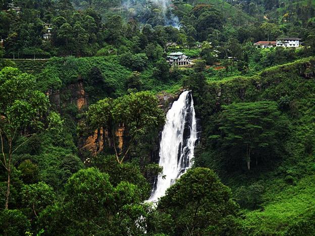 Devon Waterfall