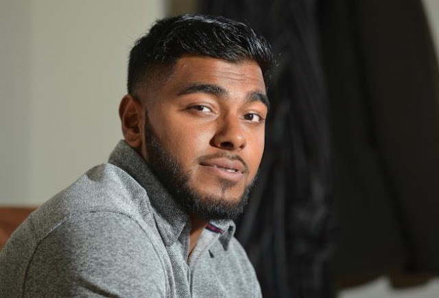 EXCLUSIVE: Double killer Bradford driver, 23, urges other 'idiots' behind the wheel to consider consequences of their actions