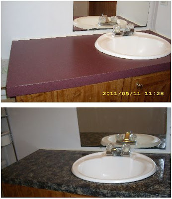 Life Is A Sandcastle Giani Granite Countertop Paint