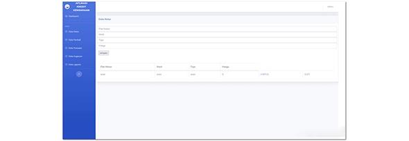 Aplikasi Kredit Kendaraan Berbasis Web - PHP