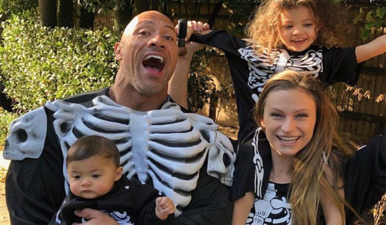 Dwayne 'The Rock' Johnson and his family are recovering from coronavirus