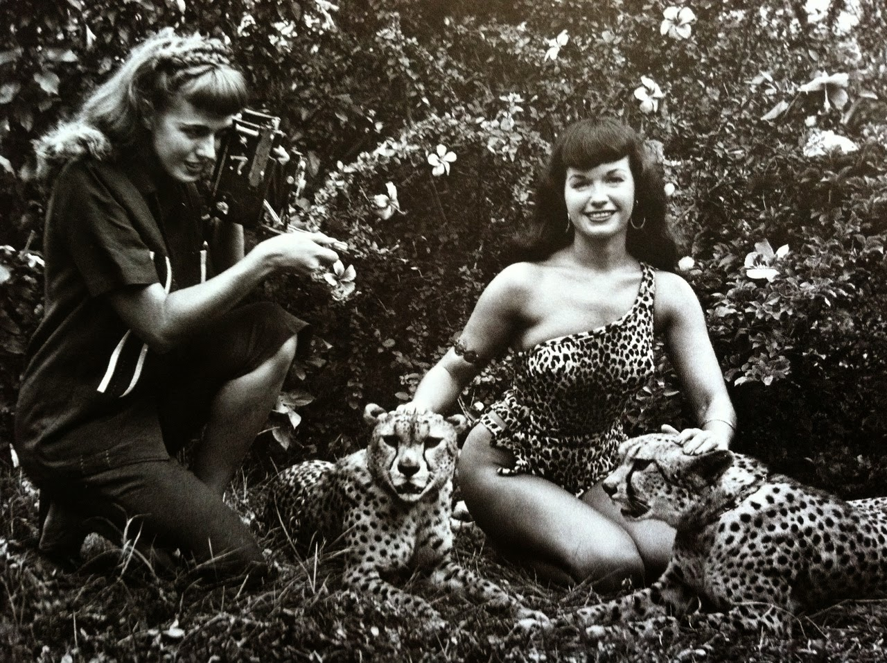 Betty Page Photos: Stupefaction ...: Obituaries Of Note: Joe Wilder, Nash The