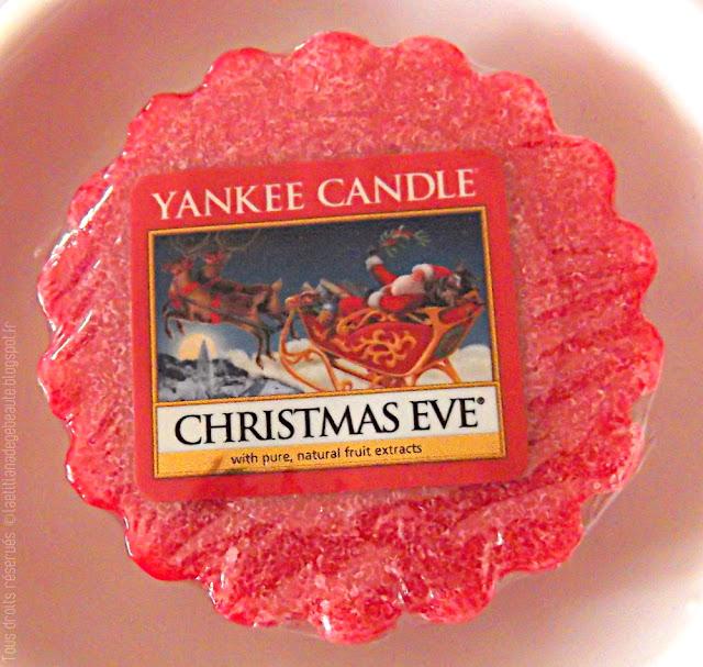 YANKEE CANDLE Tartelettes Christmas Eve