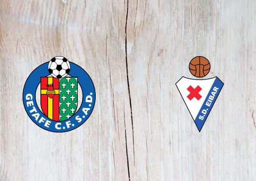 Getafe vs Eibar -Highlights 20 June 2020
