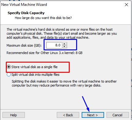 cara instal debian 10 di vmware dan virtual box