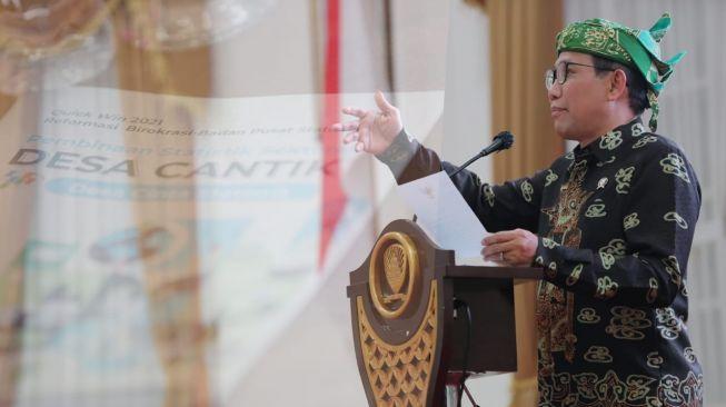 Mendes PDTT, Abdul Halim Iskandar. (Dok: Kemendes PDTT)