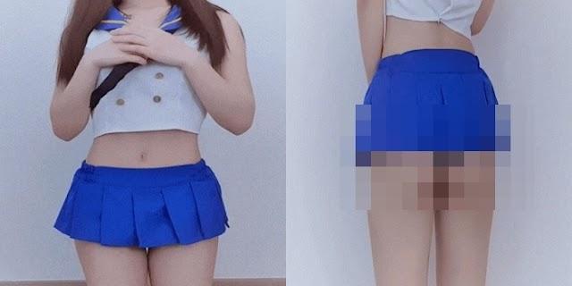 '눈을 어디에...' 곧 한국에서 유행할 여자 패션