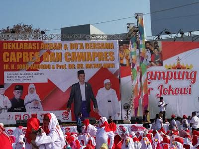 Ari Meizari: Jokowi Sosok Visioner