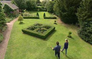 Joanne and John Crane garden