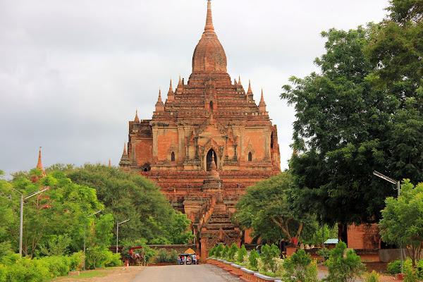 Templo Htilo Minlo - Bagan - Myanmar