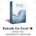Kutools for Excel | اداة سحرية جديدة للاكسيل تختصر بعض المعادلات و الأكواد في خطوة واحدة
