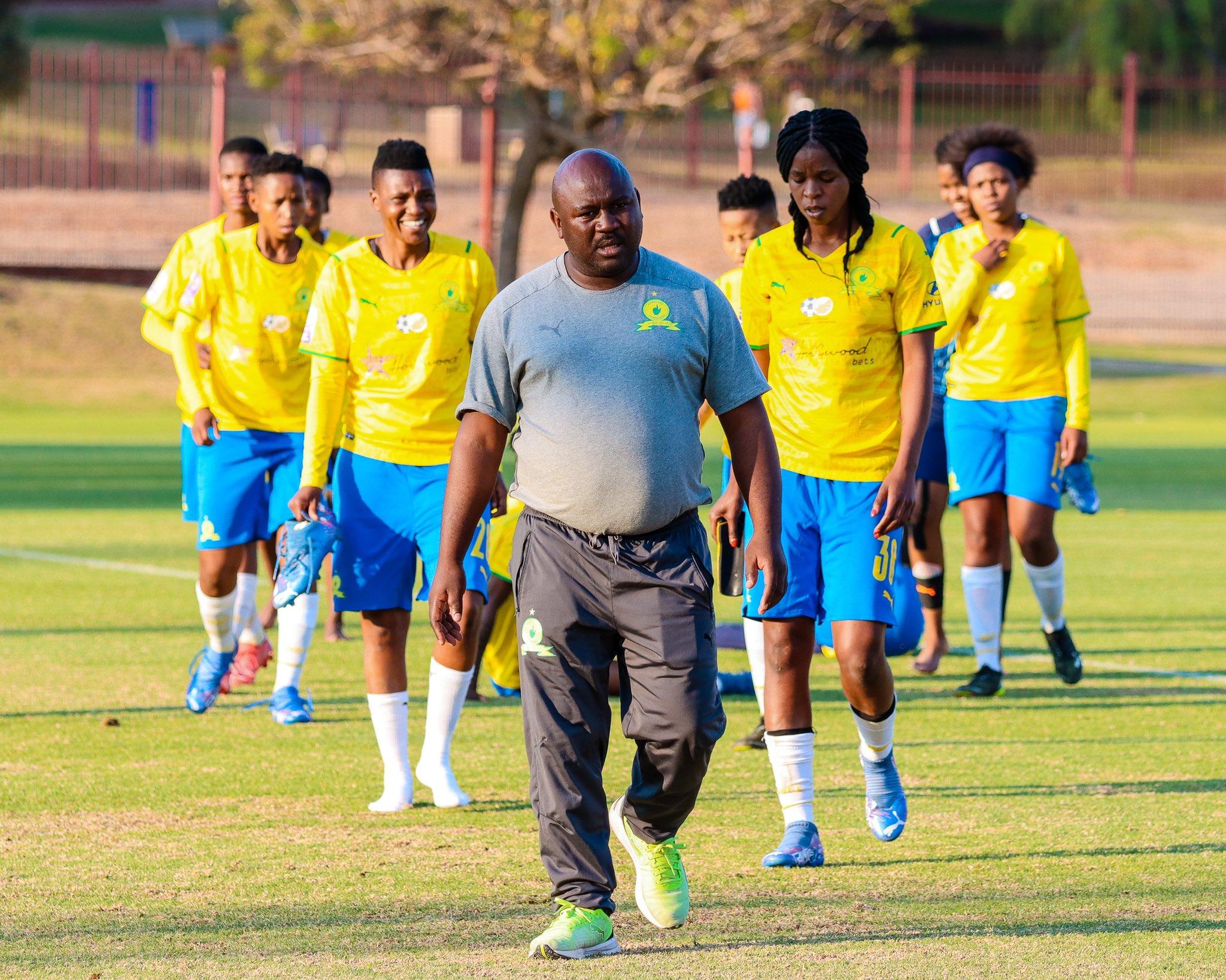Coach Jerry Tshabalala's Masandawana