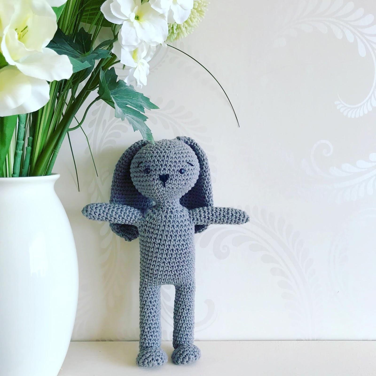 Amigurumi Bunny | HappyBerry | 1600x1600