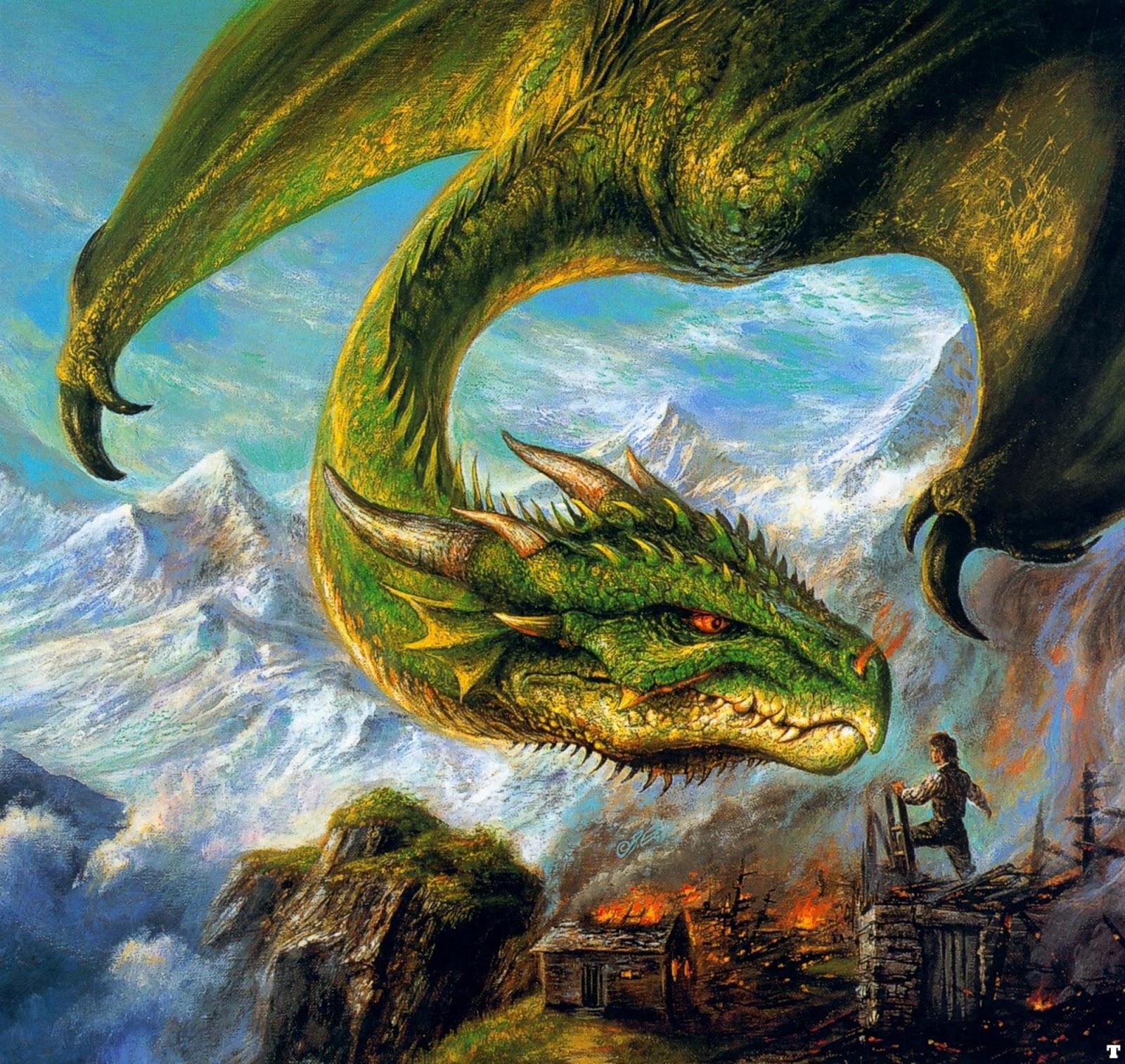 Excellent Dragons