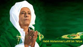 Siapakah Maulana Al-Habib Muhammad Luthfi Bin Yahya Itu? Simak Yuk Biografi Beliau