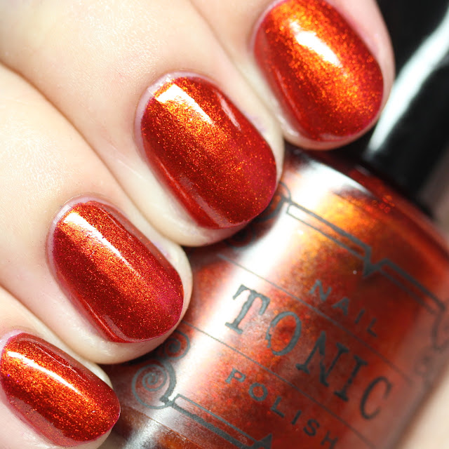 Tonic Polish Lava Lust