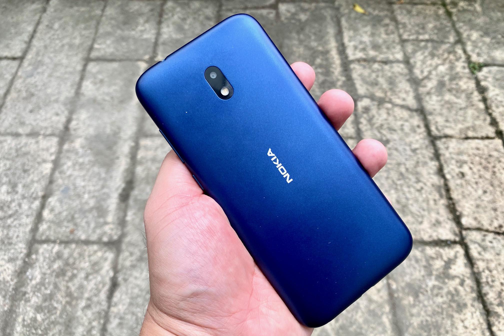 Nokia C1 Plus Review: Camera