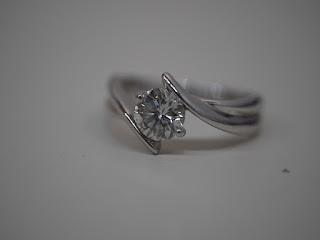 ダイヤモンドの指輪をお買い取り致しました