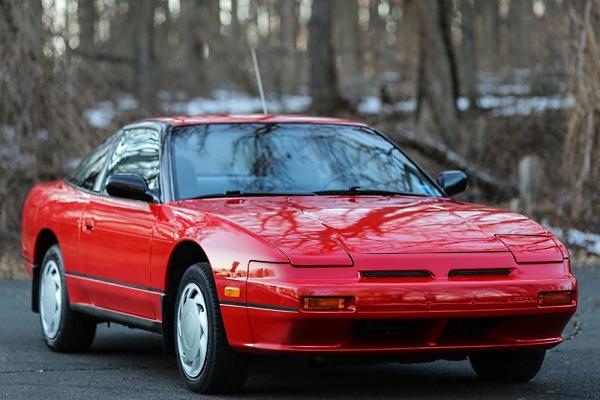 Ficha Técnica Nissan 240SX (1990)