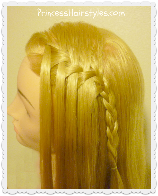Waterfall Braid Maker Review And Tutorial