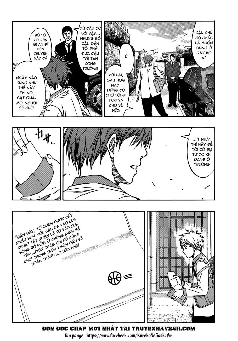 Kuroko No Basket chap 204 trang 11