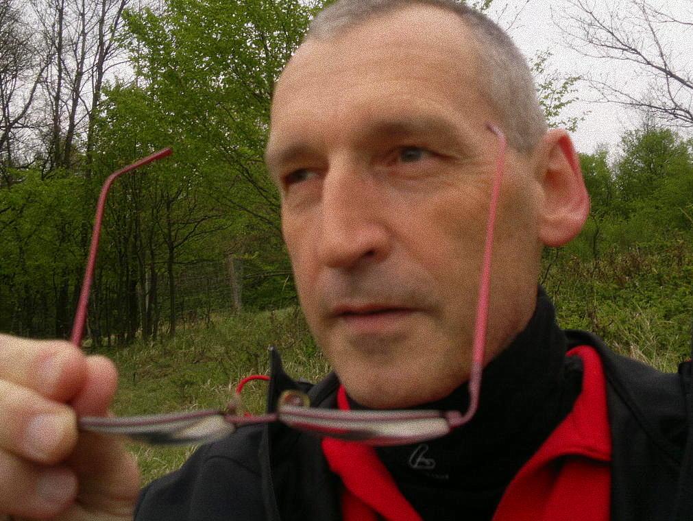 Kaučić Gerhard, Philosoph bei der Arbeit