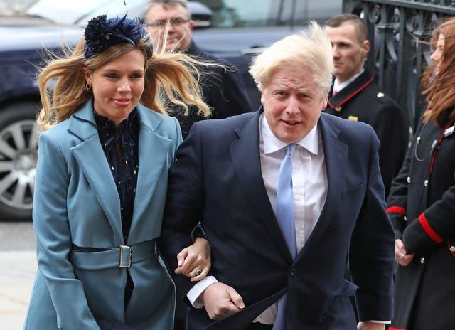 UK Prime Minister, Boris Johnson and fiancée Carrie pick wedding date