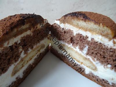 """Ciasto """"Latte Macchiato"""""""