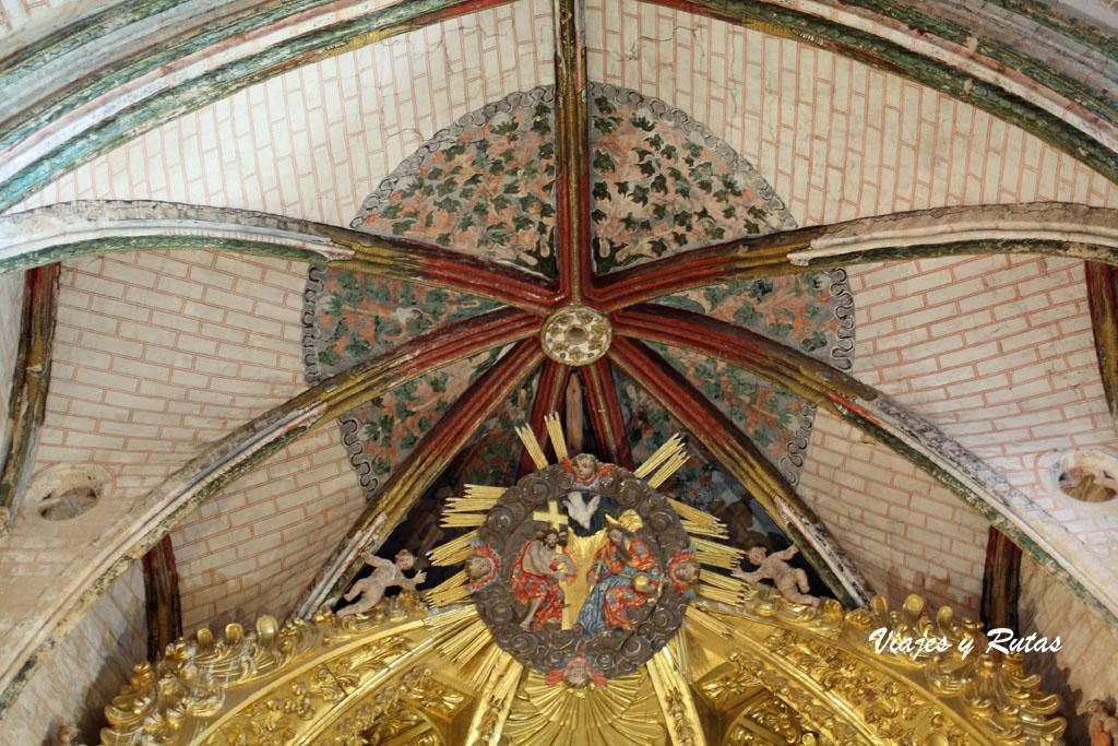 Grijalba y la Iglesia de Nuestra Señora de los Reyes