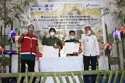Pertamina Lepasliarkan 13 Yaki Macaca Nigra di Gunung Ambang