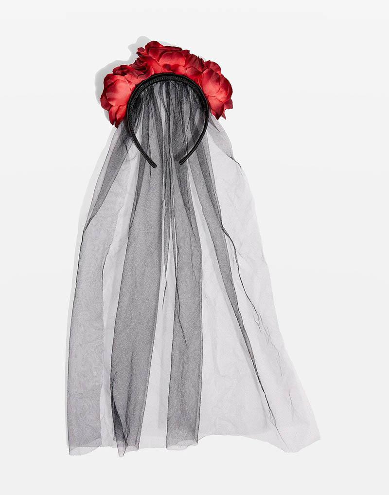 Topshop Floral Headband